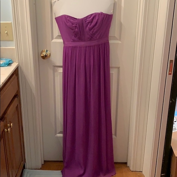 BCBG Dresses & Skirts - BCBG purple dress